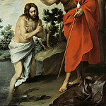 Bartolome Esteban Murillo – The Baptism of Christ, Part 1
