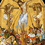 Part 1 - Bohemian master - The Crucifixion