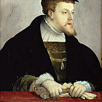 Part 1 - Christoph Amberger (c.1505-1562) - Kaiser Karl V