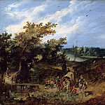 Part 1 - Adriaen van de Venne (1589-1662) - The summer