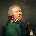 Part 1 - Anton von Maron (1733-1808) - Self-portrait