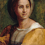 Part 1 - Andrea del Sarto (1486-1530) - Portrait of a young woman
