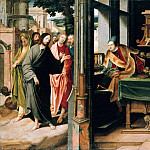 Part 1 - Cornelis Engebrechtsz (1468-1533) - Calling of Matthew to the apostleship