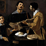 Part 1 - Diego Velazquez (1599 - 1660) - The Three Musicians