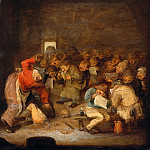 Adriaen Brouwer – The school, Part 1
