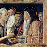 Andrea Mantegna – Presentation of Christ in the Temple, Part 1