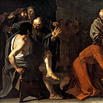 Part 1 - Dirck van Baburen (c.1595-1624) - The washing of feet of Christ