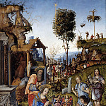 Part 1 - Amico Aspertini (1474-75-1552) - The Adoration of the Shepherds