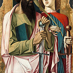 Part 1 - Alvise Vivarini (1446-1502) - The Saints Paul and Victor