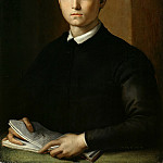 Agnolo Bronzino – Portrait of a young man, Part 1