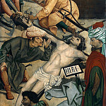 Part 1 - Augsburgisch - Christ Carrying the Cross and nailing to the cross