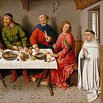 Part 1 - Dierick Bouts (c.1415-1475) - Christ in the House of Simon