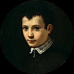 Part 1 - Bronzino (circle) - Portrait of a young boy