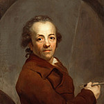 Part 1 - Anton Graff (1736-1813) - Selftportrait