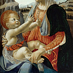 Andrea del Verrocchio – Mary with the Child, Part 1