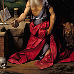 Part 1 - Garofalo (Benvenuto Tisi) (1481-1559) - The Penitent Saint Jerome