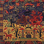 The battle with the dragon , Roerich N.K. (Part 2)