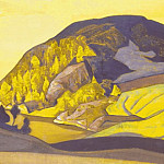Roerich N.K. (Part 2) - Variegated mountain