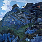 Roerich N.K. (Part 2) - Cliffs and rocks