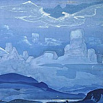 Roerich N.K. (Part 2) - Horseman night