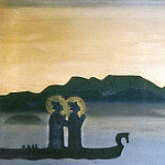 Roerich N.K. (Part 2) - Shining night. Holy and Boris Gleb