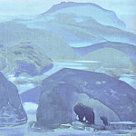 Roerich N.K. (Part 2) - Northern landscape