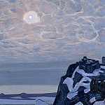 Roerich N.K. (Part 2) - Moonlight. Sortavala
