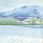 Roerich N.K. (Part 2) - Misty morning