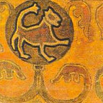 Roerich N.K. (Part 2) - Ornamental frieze (Panel)