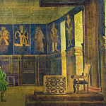 Roerich N.K. (Part 2) - The Last King (empty throne)
