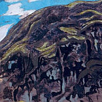 Roerich N.K. (Part 2) - Stones and rocks (Karelian landscape)