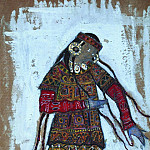Roerich N.K. (Part 2) - Woman of fashion. I act