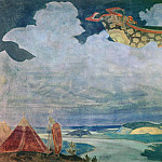 Roerich N.K. (Part 2) - Flying Carpet
