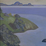 Roerich N.K. (Part 1) - Rocky sea shore