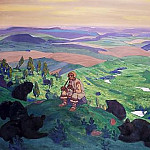 Roerich N.K. (Part 2) - Human forefathers