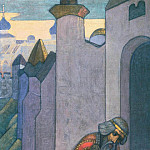 Roerich N.K. (Part 1) - Bayan (decorative panel)