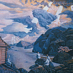 Roerich N.K. (Part 2) - Eternal waiting
