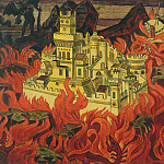 Roerich N.K. (Part 2) - Fairest City - the enemies of anger