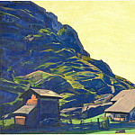 Roerich N.K. (Part 2) - Mountain Tulola