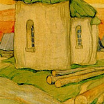 Roerich N.K. (Part 2) - North little church (Nicholas Roerich?)