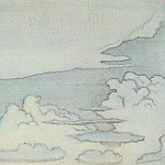 Roerich N.K. (Part 4) - Cloud (Sketch)