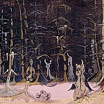 Roerich N.K. (Part 2) - Winter gNOMES (Set Design)