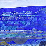 Roerich N.K. (Part 2) - Blue temples (Grand Canyon, AZ) (1)