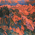 Roerich N.K. (Part 2) - Border kingdom