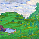 Roerich N.K. (Part 2) - Kiss the ground (Great Sacrifice). 3rd version