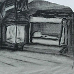 Roerich N.K. (Part 2) - Room Oz (Sketch)