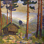 Roerich N.K. (Part 1) - Solveig Song (Song Solveig)