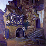 Roerich N.K. (Part 2) - Manor in Gegstade