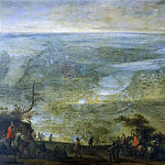 Part 4 Prado Museum - Snayers, Peter -- Socorro de Saint-Omer