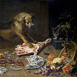 Una despensa, Frans Snyders